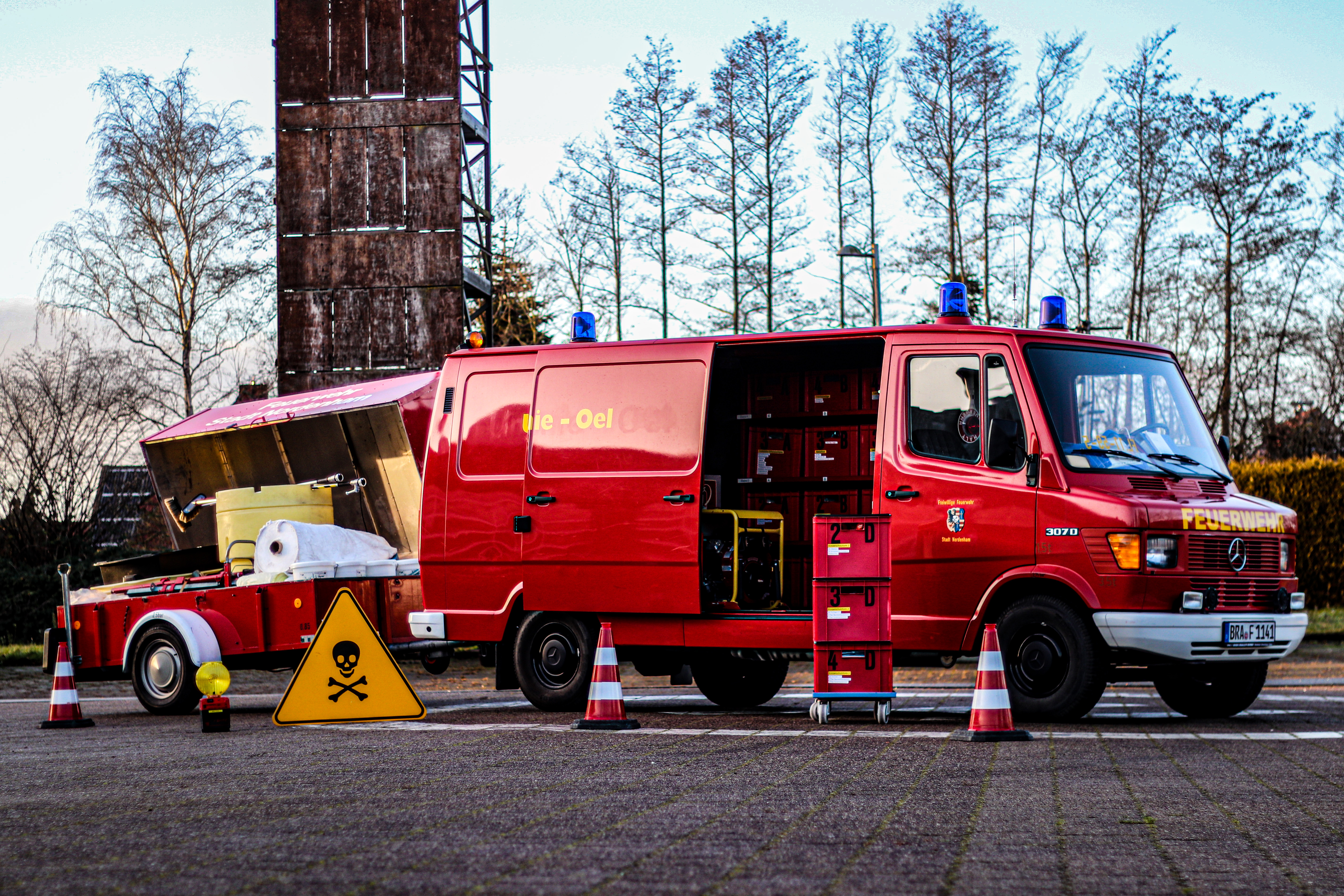 Gerätewagen Gefahrgut (GWG)
