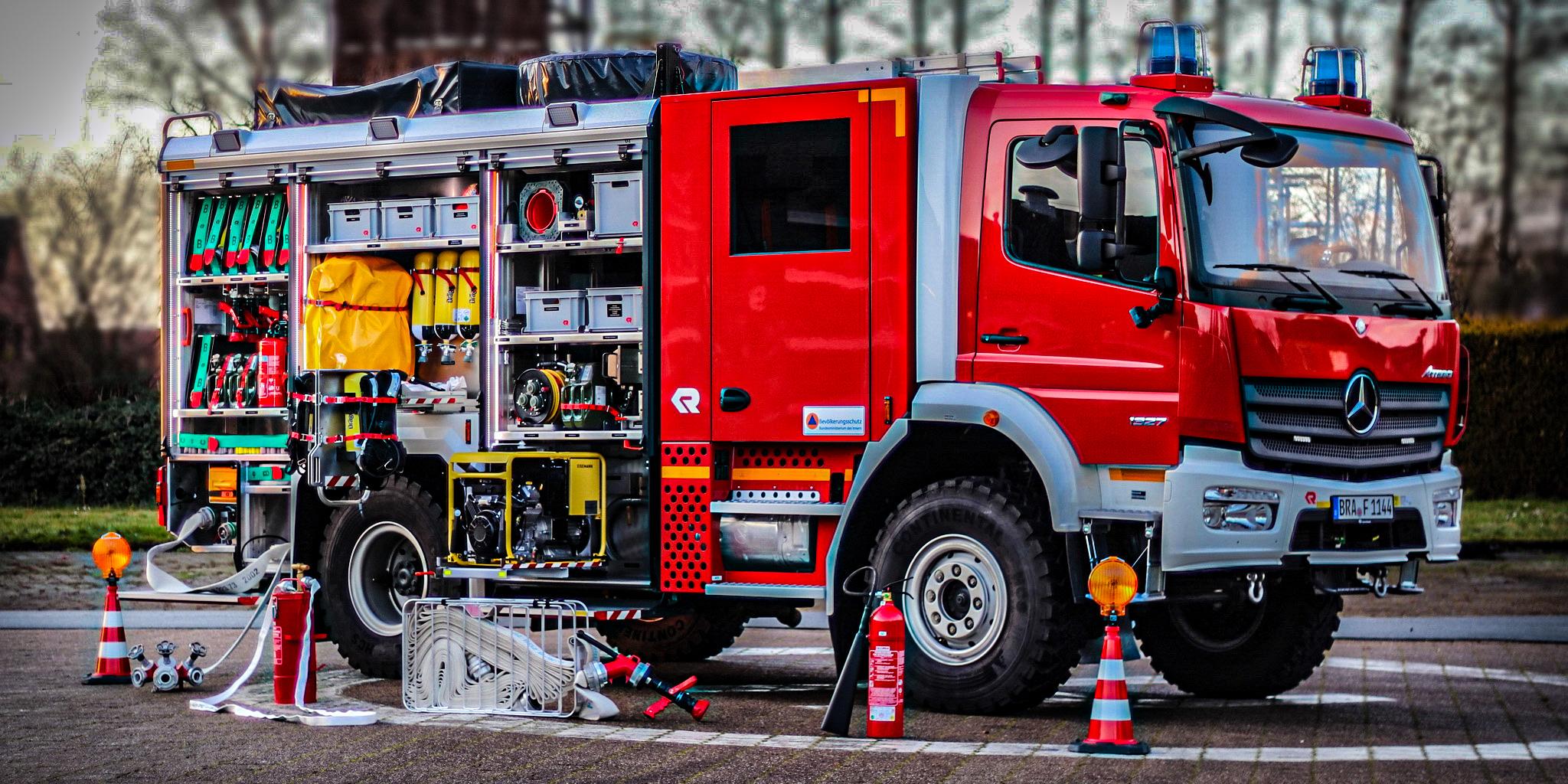 Löschgruppenfahrzeug für den Katastrophenfall (LF-KatS)